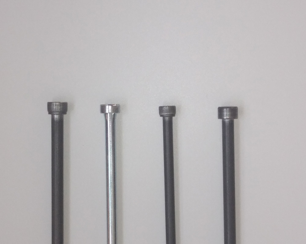 Cylindrical head cap screws